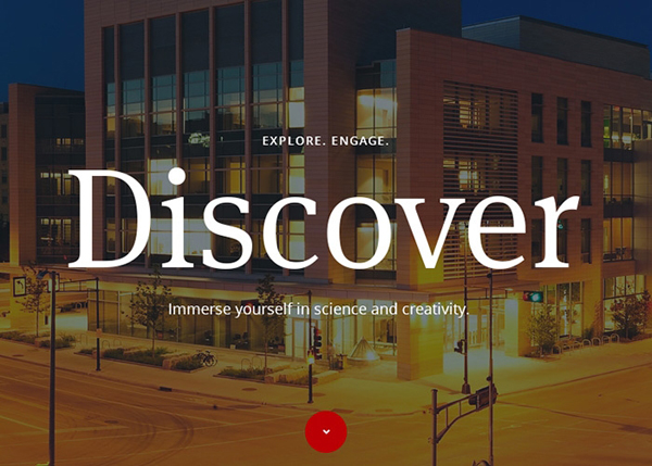 Responsive Design Websites: 28 New Examples - 17