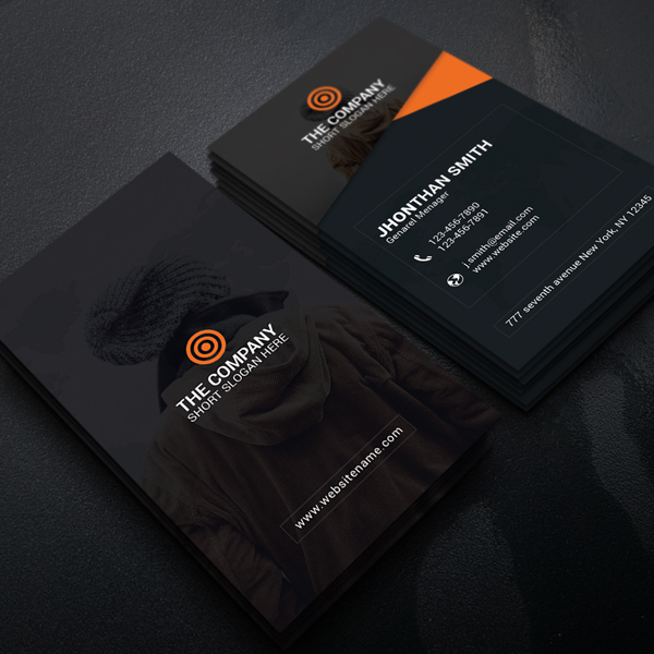 Creaive Corporate Business Card Design