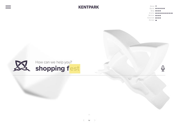 30 Unique and Unusual Navigation Websites Design