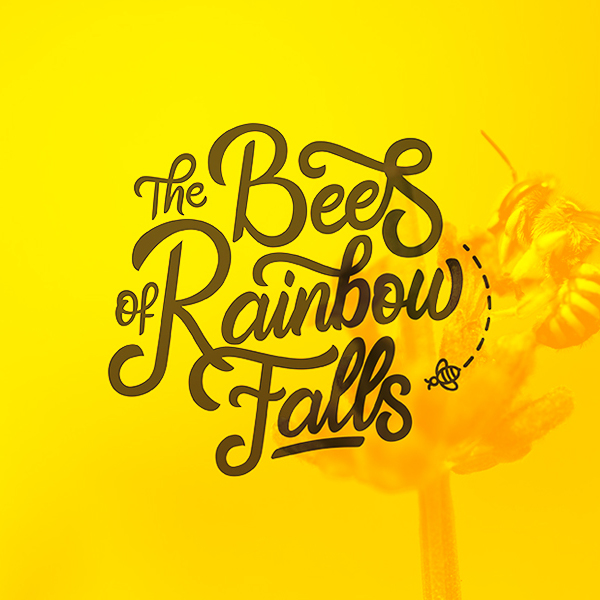 The Bees of Rainbow Falls by weape