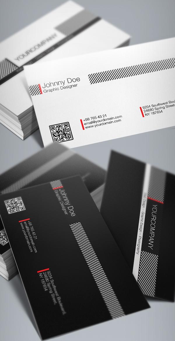 Professional Modern Business Card