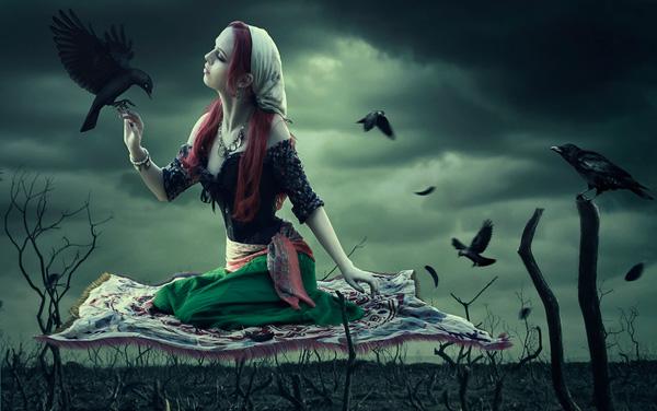 Create a Dark, Fantasy Photo Manipulation in Adobe Photoshop
