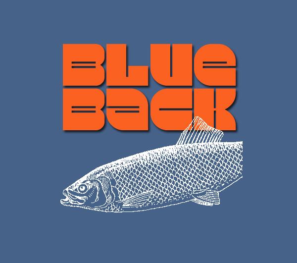 Blueback free fonts