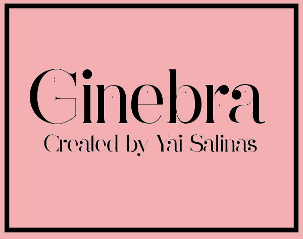 Ginebra free fonts