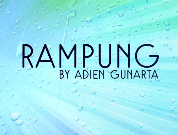 Rampung free fonts