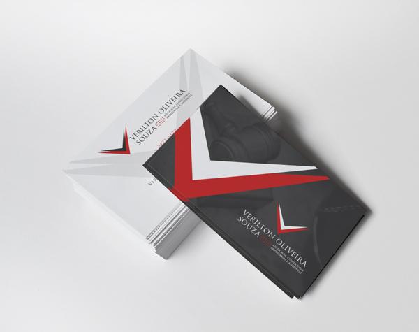 Verilton Oliveira Souza Business Cards