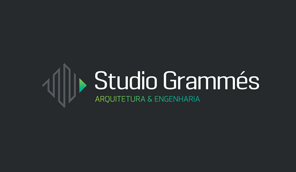 Studio Grammes Logo design