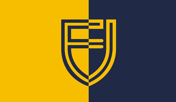 Ultra Football Logo design