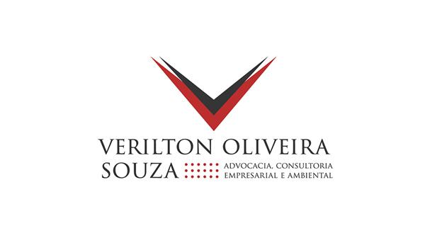 Verilton Oliveira Souza Logo design