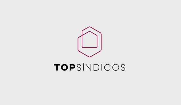 Top Síndicos Logo design