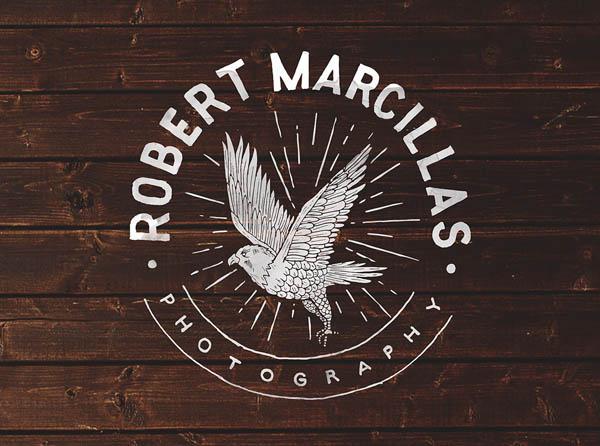 Robert Marcillas Logo design