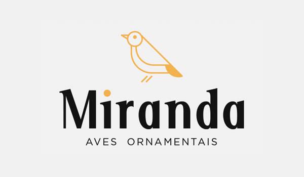 Fazenda Miranda Logo design