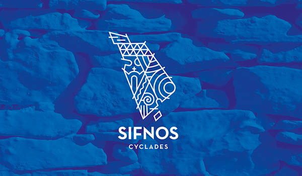 Sifnos Island Visual Identity Logo design