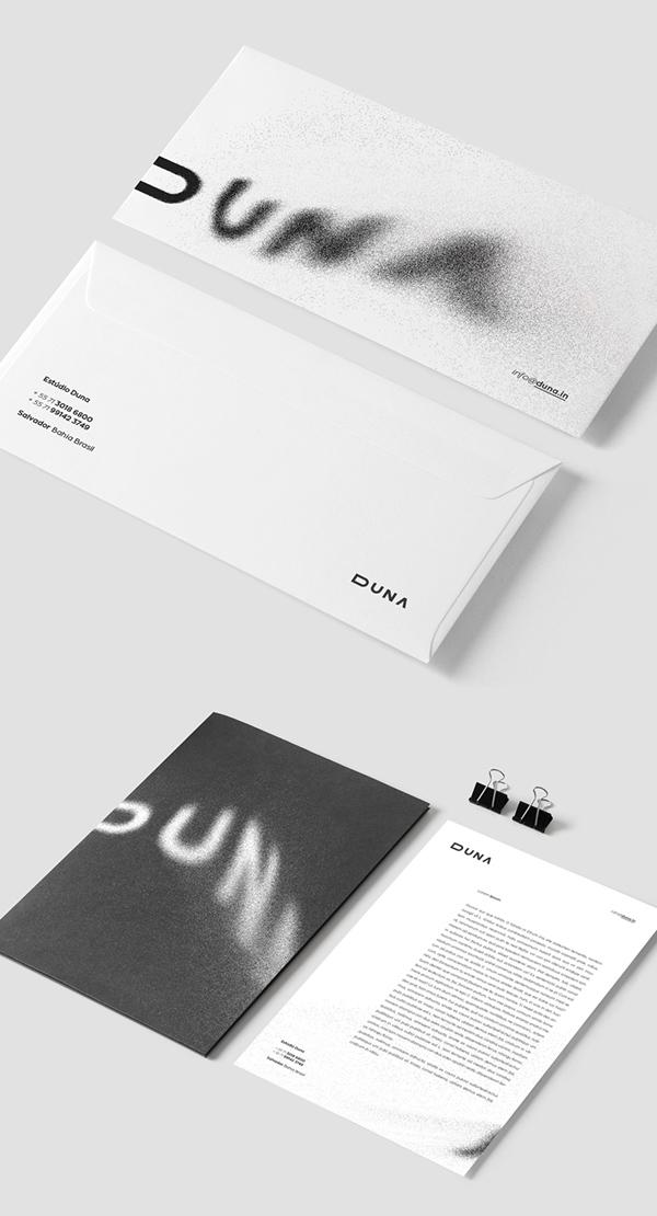 Estudio Duna Branding Stationary