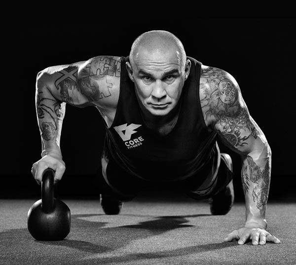 Core Fitness Branding Stationary