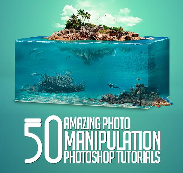 50 Amazing Photoshop Photo Manipulation Tutorials