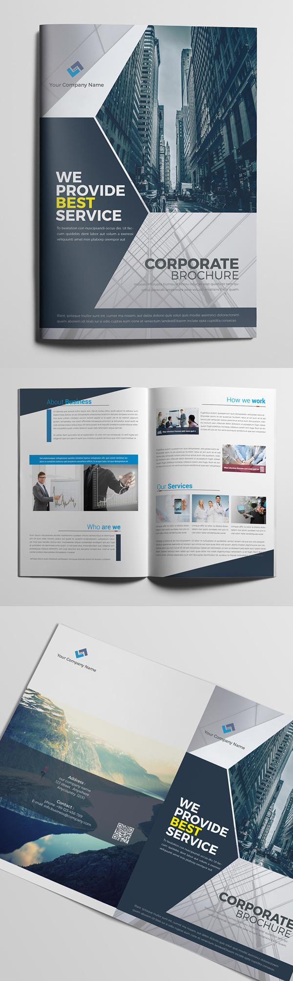 Corporate Brochure / Catalog Design