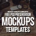 Post Thumbnail of Free PSD Mockups - 25 Fresh Mockup Templates