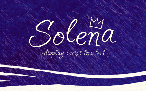 Best Free Script Fonts for Logo Design & Logotypes (20 Fonts) - 9