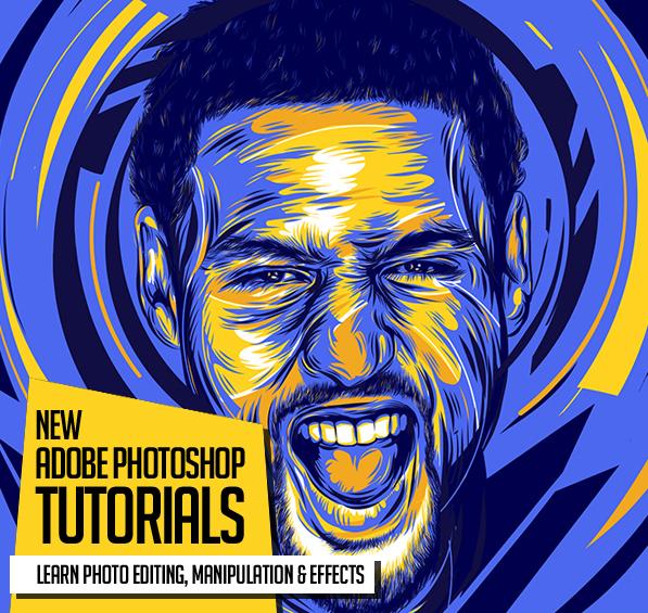 25 Fresh New Photoshop Tutorials to Learn Amazing Photo Manipulation