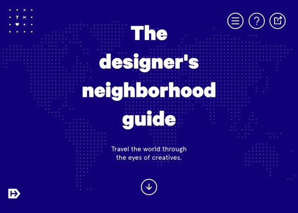 Best Graphic Design Websites - 26 Web Examples - 13