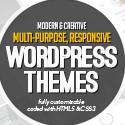 Post thumbnail of 20+ Modern & Creative Responsive WordPress Themes 2016