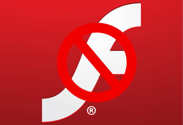 No more Adobe Flash introductions