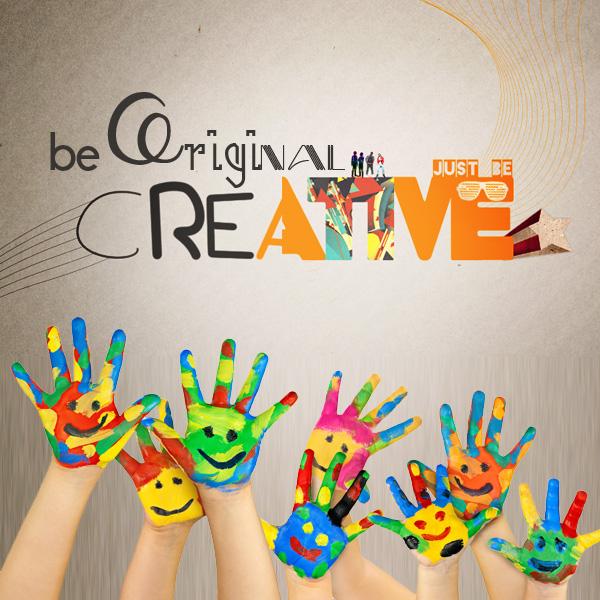 Be Original Be Creative 2017