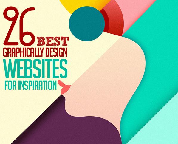 Best Graphic Design Websites – 26 Web Examples