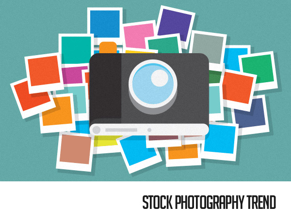 Stock photography trend fading in 2016