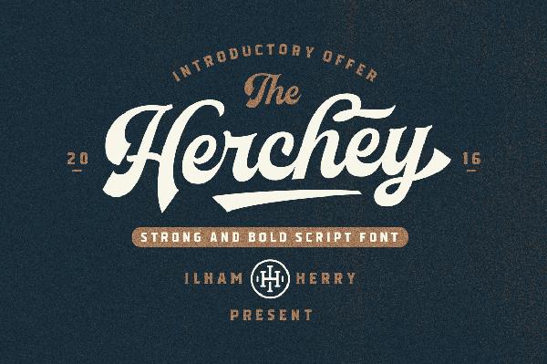Herchey Script