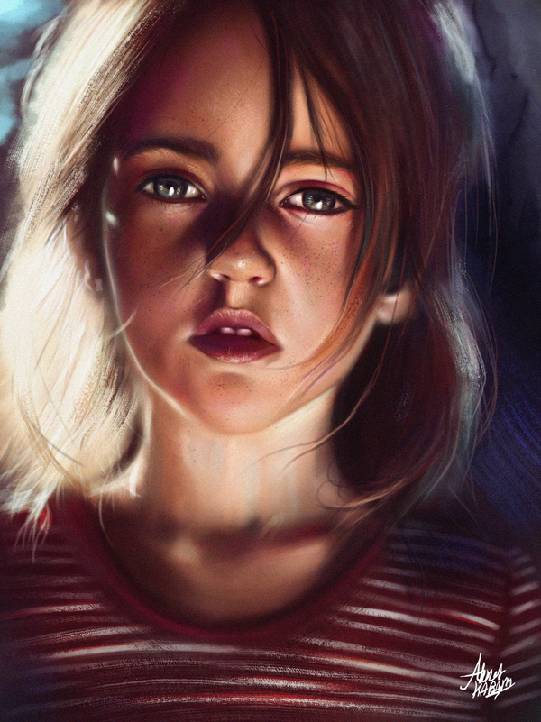 Awe-Inspiring Digital Illustrations and Drawing Art by Ahmed Karam