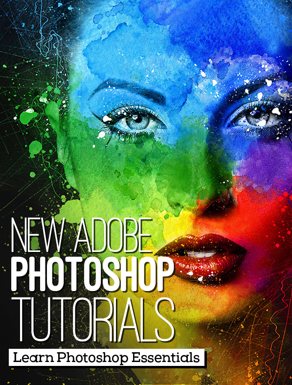 26 New Adobe Photoshop Tutorials to Learn Photoshop Essentials