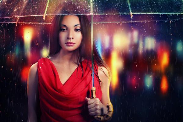 How to Add Drama to a Rainy Scene With Adobe Photoshop