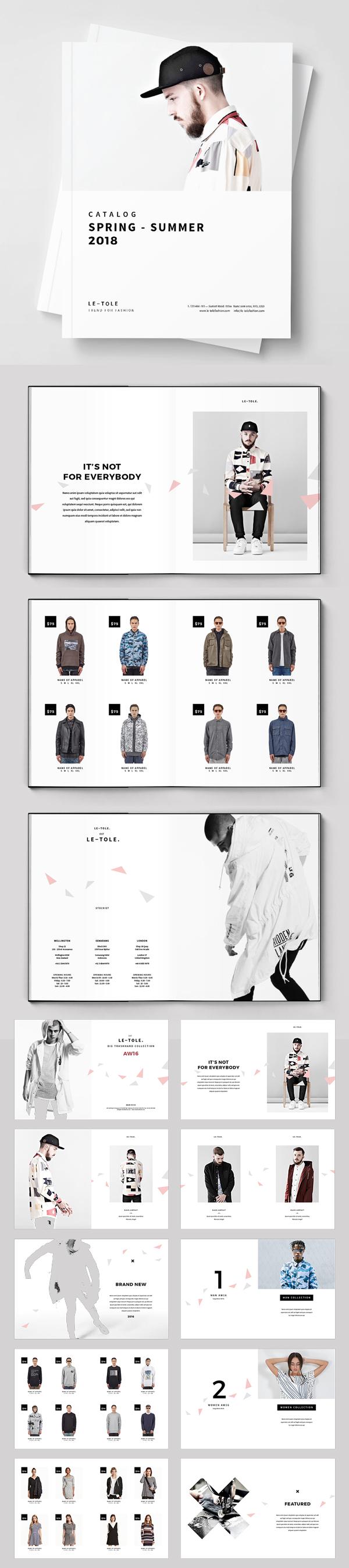 100 Professional Corporate Brochure Templates - 14