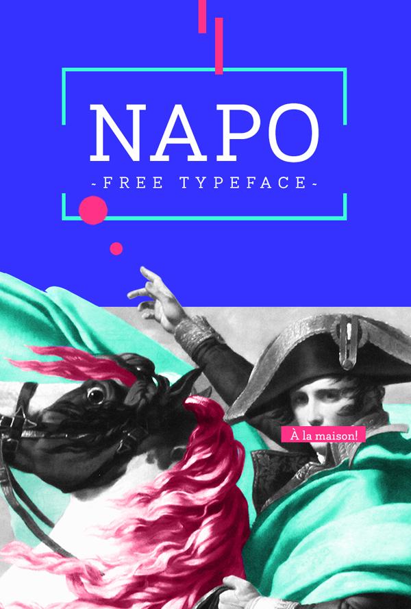 Napo Free Font