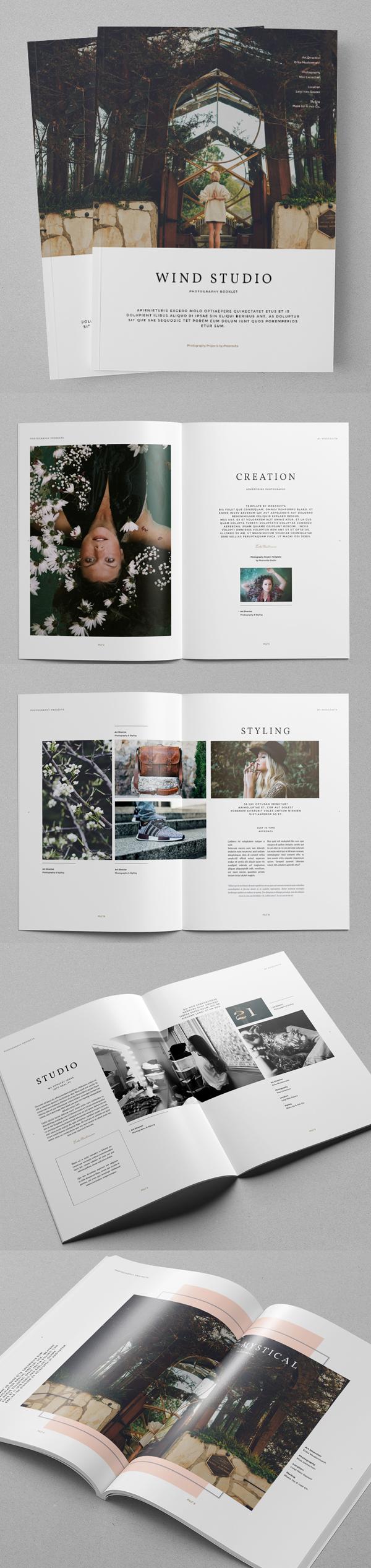 100 Professional Corporate Brochure Templates - 9