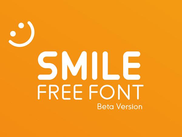 Smile Free Font