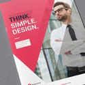 Post Thumbnail of 17 New Creative Brochure / Catalog Templates