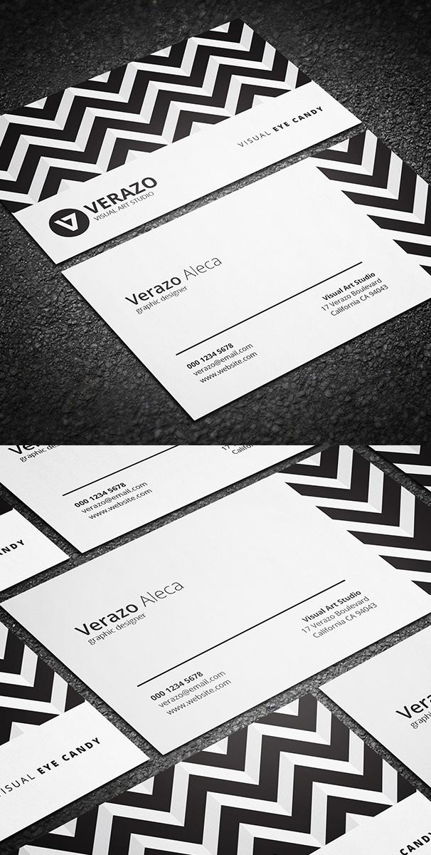 Modern & Stylish Business Card
