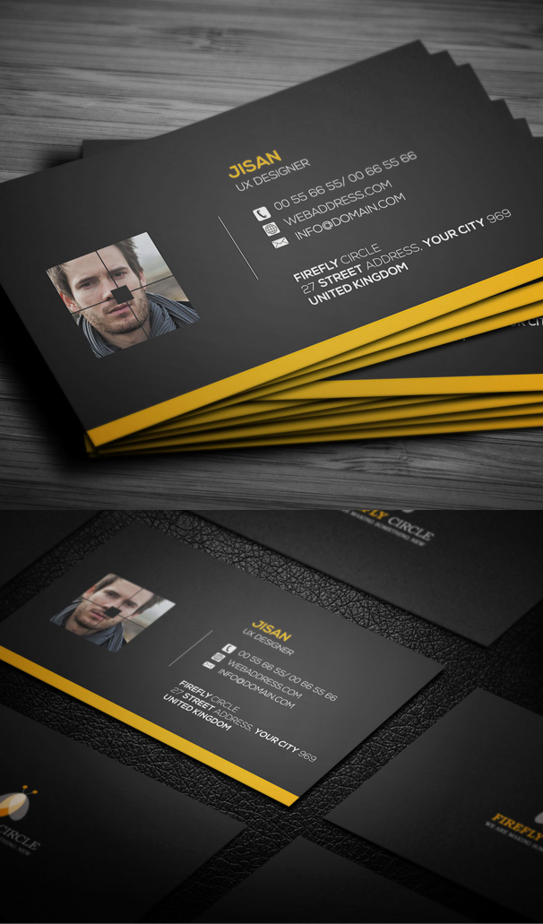 Creative & Pro Business Card Design