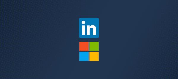 Merging of LinkedIn with Microsoft