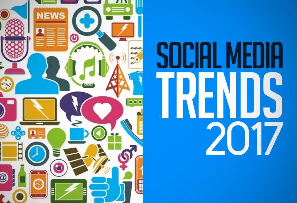 10 Social Media Trends For 2017