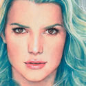 Post thumbnail of Amazing Watercolor Portrait Illustrations By Hector Trunnec