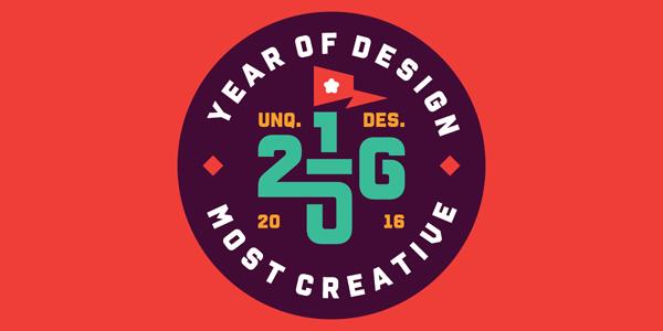 50 Best Logos Of 2016 - 50