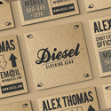 Post thumbnail of 25 New Modern Business Card Templates (Print Ready Design)