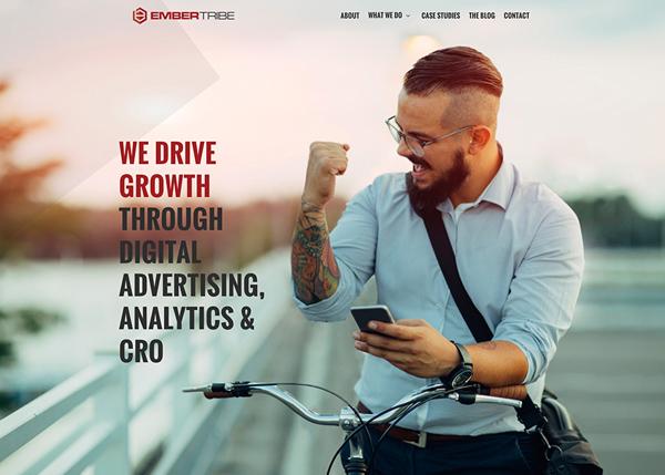 32 New Trend Website Design Examples - 21