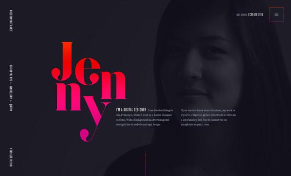 32 New Trend Website Design Examples - 26