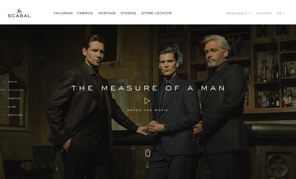 32 New Trend Website Design Examples - 27