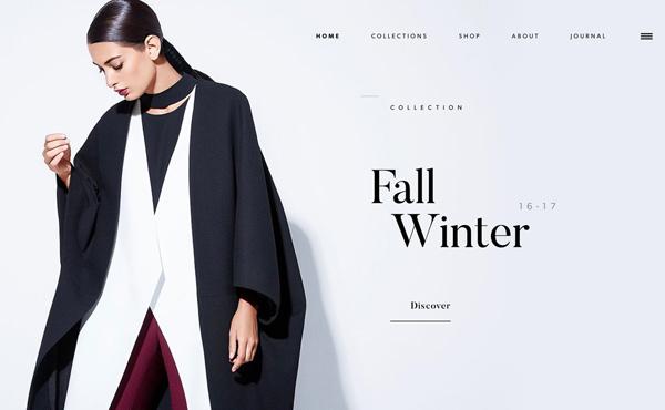 32 New Trend Website Design Examples - 28